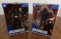 "Hasbro GI Joe Classified Series 6"" COBRA INFANTRY & ZARTAN Lot SHIPS TODAY!"