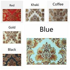 Jacquard Placemats Coasters Floral Table Mat Kitchen Dining Decor 25 x 35cm