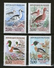 SERIE TIMBRES 2785-2788 NEUF XX LUXE - CANARDS PROTEGES