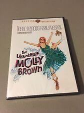 The Unsinkable Molly Brown DVD Debbie Reynolds, Ed Begley, Warner Archive New!