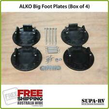 AL-KO Big Foot Caravan Camper Trailer Stabilizer Leg Plates-Feet-Pads ALKO