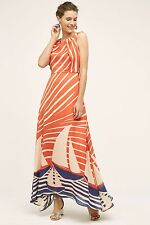 NWT Anthropologie Harbor Maxi Dress by Eva Franco Size 2