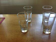 Wine Glasses Pessimista /Ottimista Set of 4
