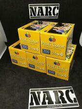 5x Profi Color 200 35mm film 28 exp Produced by Ferrania expired film