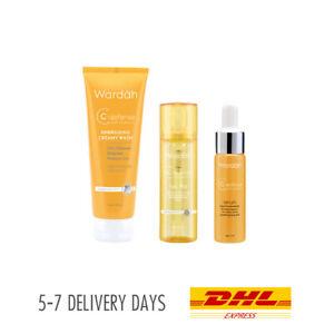 [WARDAH HALAL] Vitamin C-Defense Whitening Face Serum + Mist + Soap BRIGHTENING