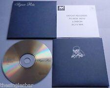 Sigur Ros - Ny Batteri 2000 Fatcat 4 Track CD Single