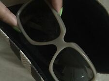 Burberry Brown Frame Sunglasses Brand New With Defects
