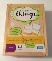 The Game Of Things by Parker Brothers - 2009 Edition - 100% Complete!