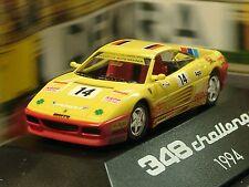 Herpa Ferrari 348 tb Challenge 1994, #14, Pietsch - 036221 - 1:87
