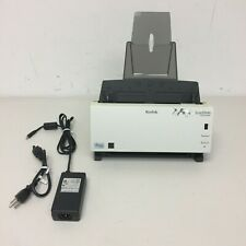 Kodak ScanMate i1120 Sheetfed Scanner with Adapter Works #A