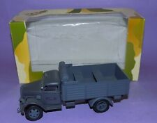 * MINT BOXED * VICTORIA RO21 * OPEL BLITZ TROOP CARRIER * RUSSIA 1943 *