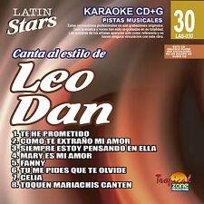 Karaoke Latin Stars 30 Leo Dan Vol. 1