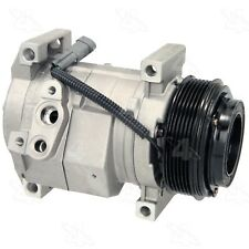 For Chevrolet Silverado 1500 3500 Hummer H1 A/C Compressor Four Seasons 78348