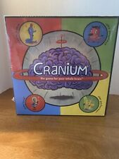 Cranium Board Game For Your Whole Brain Teen & Adult Brand New Sealed