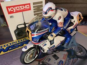 Kyosho Honda NSR 500 1:8 Scale Radio Control Grand Prix Racer