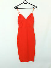 MISSGUIDED, Sommer Kleid Orange Gr.36 NEU!