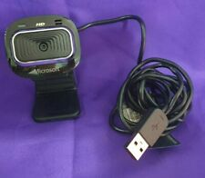 Microsoft LifeCam Hd-3000 720p HD Widescreen Skype Webcam 1492