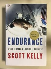 Endurance: A Year in Space, A Lifetime of Discovery (Signed Book) by Scott Kelly