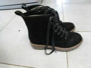 LADIES TOP BRAND LEATHER BOOT SIZE 7