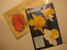 1948 BURPEE BULBS FALL CATALOG FlowerPlanting Catalog