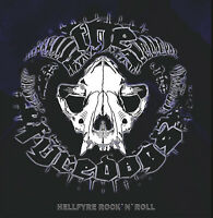 CD The Fyredogs Hellfyre Rock`n`Roll