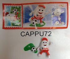 Kinderini Sportivi-Kinderino Football + Carte Ft148 Kinder Surprise