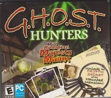 G.H.O.S.T. Hunters The Haunting of Majesty Manor PC Games Window 10 8 7 Computer