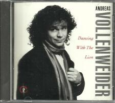 ANDREAS VOLLENWEIDER Dancing with the Lion EDIT SEALED USA PROMO DJ CD Single