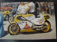 Photo HB Suzuki RGB500 1986 #26 Dave Petersen (ZWE) Dutch TT Assen