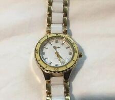 DKNY Ceramic Bracelet Watch With New Battery