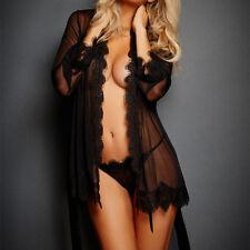 Hot❂Sexy Ladies Lingerie Sleepwear Women Babydoll G-string Underwear Night Dress