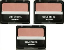 Covergirl Cheekers Snow Plum Blush 135 Lot of 3 FREE SHIPPING
