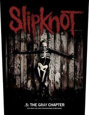 "Slipknot "" The Gray Chapter "" Rückenaufnäher 602539 #"