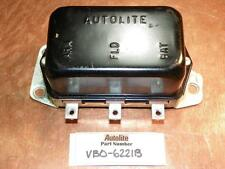 NOS Autolite 12V 30-40 Amp Voltage Regulator Fits 1962 Buick Cadillac VBO-6221B