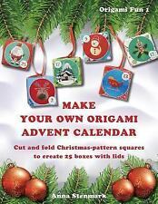 Origami Fun: Make Your Own Origami Advent Calendar : Cut and Fold...