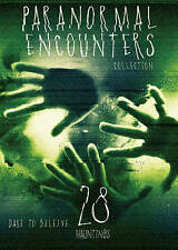 Paranormal Encounters Collection 28 HAUNTINGS Dare to Believe NEW