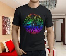 New Popular CREAM BAND Men's Black T-Shirt Size S-3XL