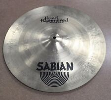 """Sabian Hh Chinese Hand Hammered 18"""" Cymbal 11816"""
