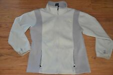 The North Face girls jacket fleece size L