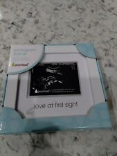 Pearhead Love At First Sight Sonogram Keepsake Frame