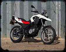 Bmw G 650Gs 11 5 A4 Metal Sign Motorbike Vintage Aged