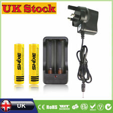 18650 Battery and Charger 4200mAh professional Flashlight / Headlight UK-A028