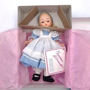 Alexander Doll Company Vintage Alice In Wonderland Doll 494