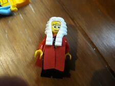 Lego genuine minifigure judge series 9