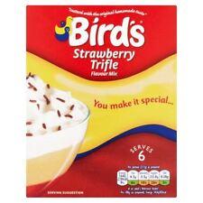 Bird's Strawberry Trifle Mix - 141g (0.31lbs)