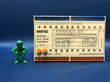 Bartec 07-7331-23040000 PROFIBUS Interface Transmitter 8x4 to 20mA