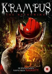 Krampus: The Reckoning [DVD][Region 2]