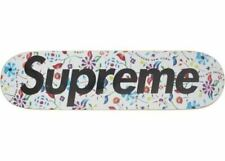 Supreme Airbrushed Floral Deck  SS19 / White