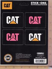 New CAT Caterpillar Logo Decal Stickers for Car & Truck Window - 25003