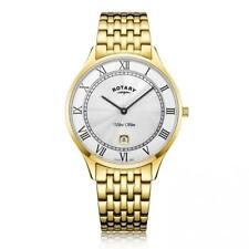 Gents Rotary Ultra Slim Watch GB08303/01 RRP £199.00 Our Price £158.95